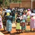 Tanz zur Eröffnung des Kindersaals