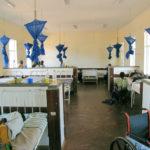 Neuer Männersaal – hell, übersichtlich und zweckmässige Raumaufteilung